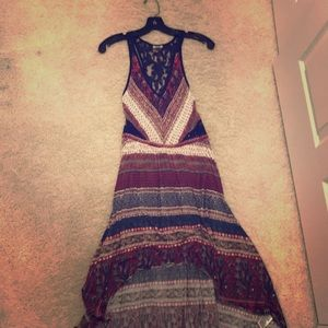 Ecote High low dress M Urban Outfitters